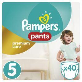Pampers Premium Care Pieluchomajtki, Rozmiar 5, Junior, 40 szt.