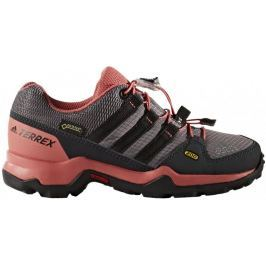 Adidas Buty Terrex Gtx K TRace Grey /Core Black/Tactile Pink 34