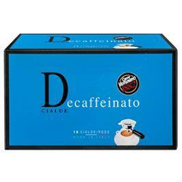 Vergnano Saszetki z kawą Decaffeinato 6 x 18 szt.