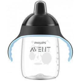 Avent Kubek niekapek Premium 340 ml, czarny