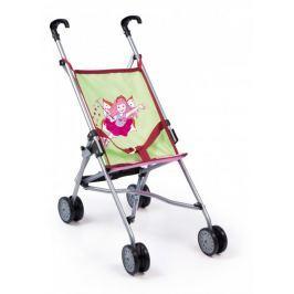 Bayer Design Wózek spacerowy Buggy, różowy/zielony