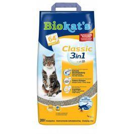 Gimpet żwirek dla kota Biokat's classic - 20 l.