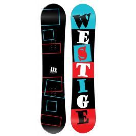 Westige snowboard Square Black 157, model 15/16