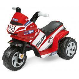 PEG PEREGO Mini Ducati czerwone