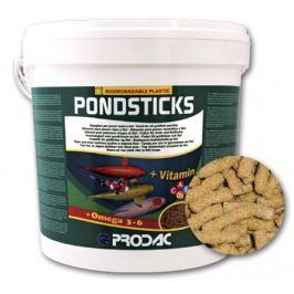 Prodac pokarm dla ozdobnych ryb zimnowodnych Pondsticks 1,2kg