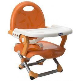 Chicco Krzesełko do karmienia Pocket Snack, Mandarino