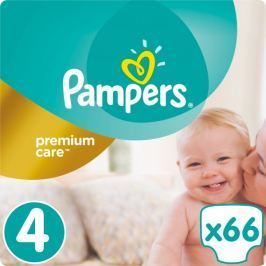 Pampers PremiumCare pieluchy 4 Maxi 66szt