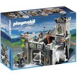 Playmobil Forteca rycerzy herbu Wilka 6002
