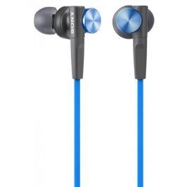 SONY słuchawki MDR-XB50L, niebieski