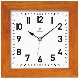 Lowell zegar ścienny 21035C kasztanowy