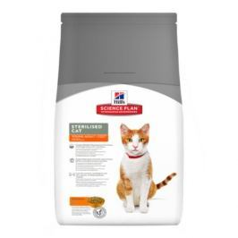 Hill's Sucha karma dla kota Feline Young Adult Sterilized Cat Chicken 8kg