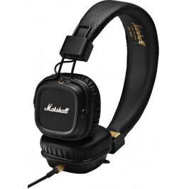 MARSHALL słuchawki Major II, czarny/złoty