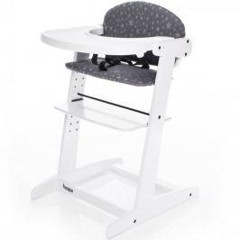 ZOPA Krzesełko do karmienia Grow Up, białe