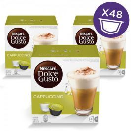 NESCAFÉ 3x Kapsułki Dolce Gusto Cappuccino