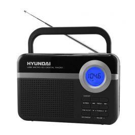 HYUNDAI radio PR 471 PLL SU, czarne