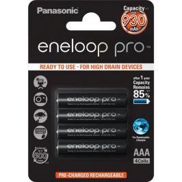 Panasonic baterie Eneloop Pro 4 x AAA 900 mAh (BK-4MCCE/2BE)