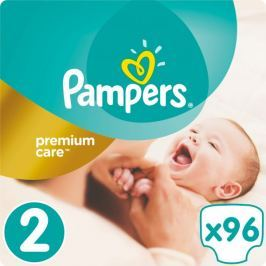 Pampers Pieluchy PremiumCare 2 Mini - 96 szt.