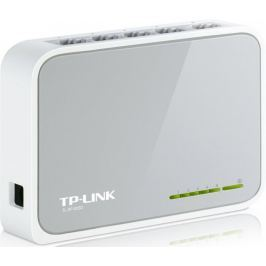 TP-LINK switch TL-SF1005D 5x 10/100Mbps Desktop Switch