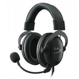 Kingston słuchawki HyperX Cloud II, gun metal (KHX-HSCP-GM)