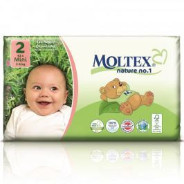 MOLTEX Pieluchy Mini 3-6 kg (42 szt.)