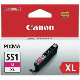 Canon tusz oryginalny CLI-551M XL - Magenta (6445B001)