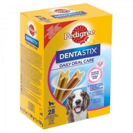 Pedigree przysmak dentystyczny dla psów średnich ras DentaStix-  4 x 180g (28 szt)