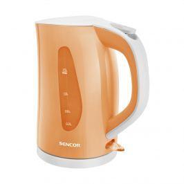 Czajnik elektryczny 1,5l Sencor SWK 33OR pomarańczowy