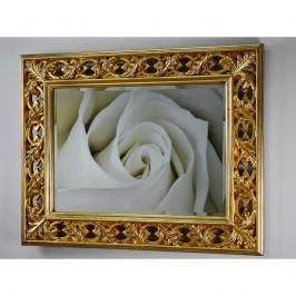 Lustro wiszące Adonis 75x95 złoty