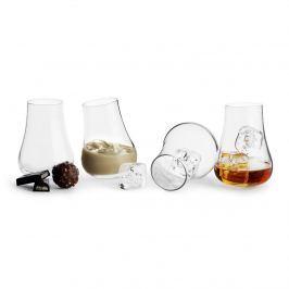bujające się szklanki do drinków, 0,15 l, śred. 7 x 9 cm, 4 szt.