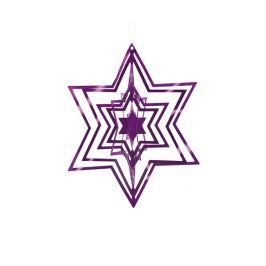 Ozdoba choinkowa Philippi purpurowa