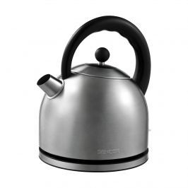 Czajnik elektryczny w stylistyce retro 1,7l Sencor SWK 1780 czarno-srebrny