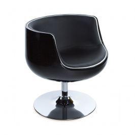 Fotel Harlow Kokoon Design czarny