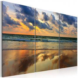 Obraz - Marzenie o lecie i morzu (60x40 cm)