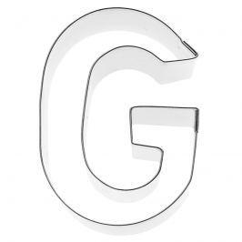 Foremka do wykrawania ciastek Litera G Birkmann Alfabet Formy do pieczenia