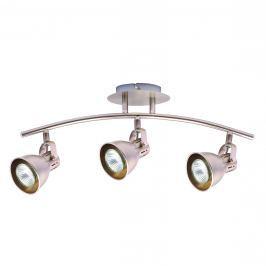 Lampa ścienna LightPrestige Bolzano 3 elementy nikiel Lampy ścienne