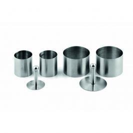 Zestaw pierścieni do formowania z tłokami - Weis Pozostałe artykuły wyposażenia wnętrz