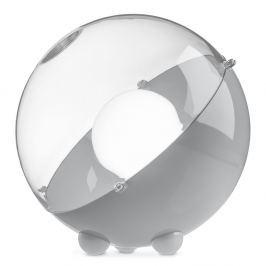 Lampa podłogowa 31,5 cm Koziol Orion szara Lampy podłogowe