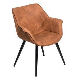 Krzesło Lord D2 brązowe jasne Krzesła i taborety