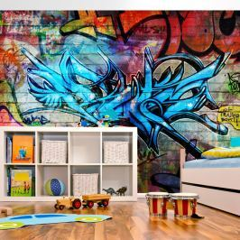 Fototapeta - Art crime (300x210 cm) Fototapety
