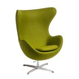 Fotel Jajo Premium D2 kaszmir zielony jasny Fotele i pufy