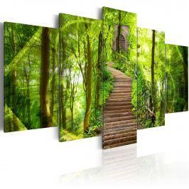 Obraz - Wrota do raju (100x50 cm) Obrazy i plakaty