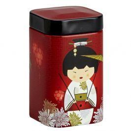 Puszka na herbatę 100g Eigenart Kimono czerwona Pojemniki kuchenne