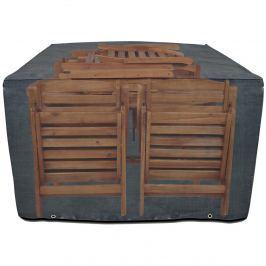 Pokrowiec na meble ogrodowe drewniane 150x140x90 cm Pozostałe artykuły wyposażenia wnętrz