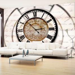 Fototapeta - Ruch zegara (300x210 cm) Fototapety