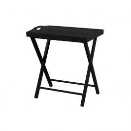 Stolik Vassoio black Krzesła i taborety
