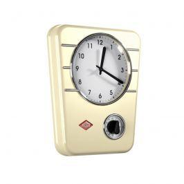 Zegar z timerem Wesco beżowy