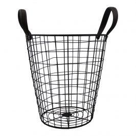Kosz Hamper czarny Krzesła i taborety