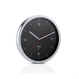 Zegar ścienny sterowany radiowo Blomus Crono czarny Zegary