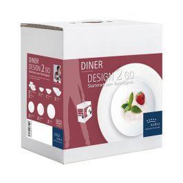 Zestaw obiadowy 14szt Kahla Diner