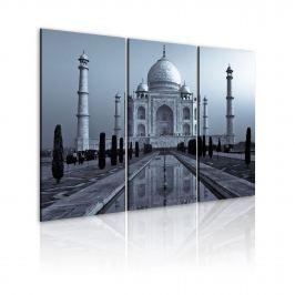 Obraz - Tadż Mahal nocą, Indie (60x40 cm)